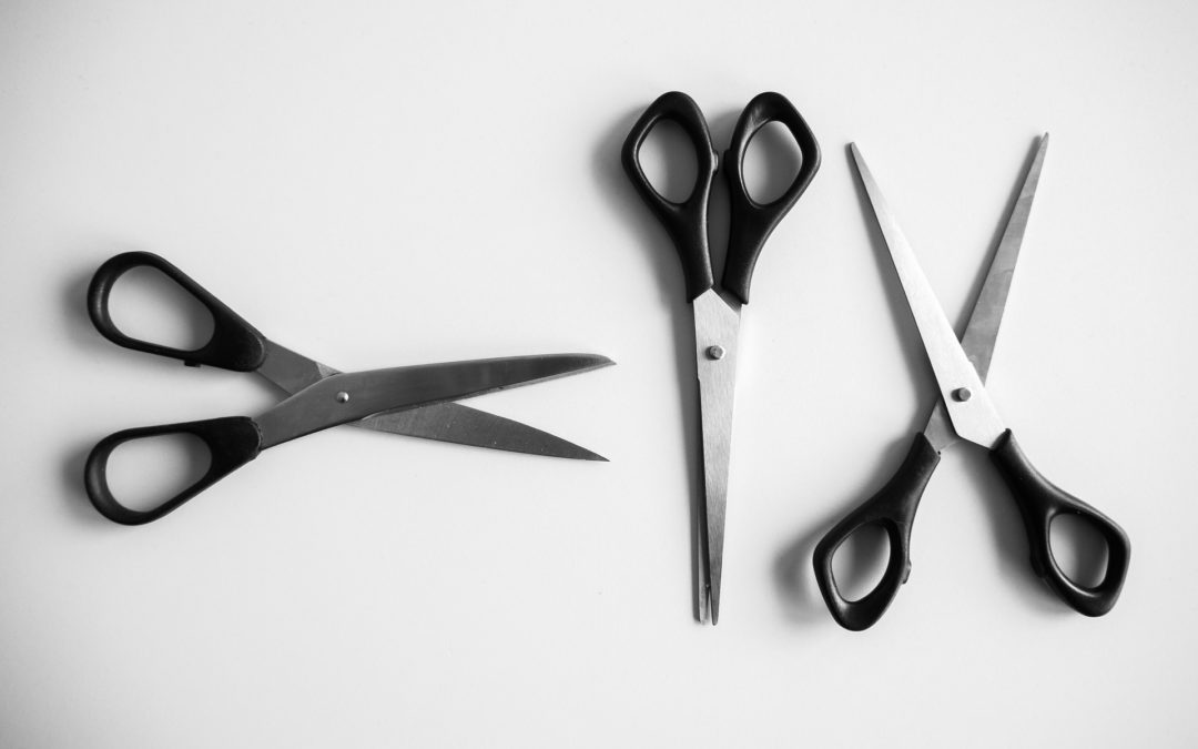 What is the plural of scissors?