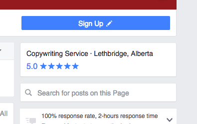 How to change your Facebook page's subcategories