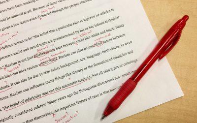 Correcting grammar is classist