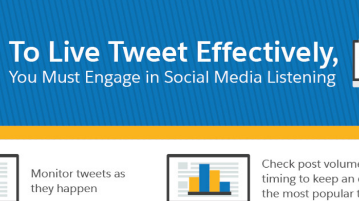 4 tips to use social listening while live tweeting