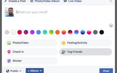How to tag someone (friends and strangers) on Facebook